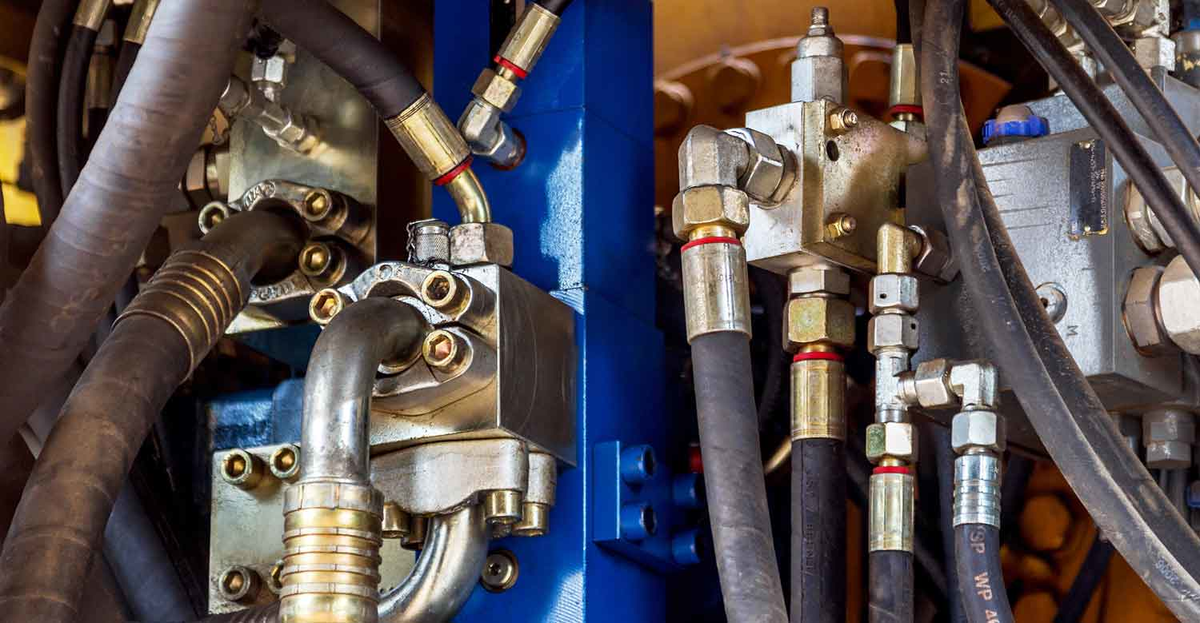 Press Fittings use in Fuels Oil and Lubricant Lines
