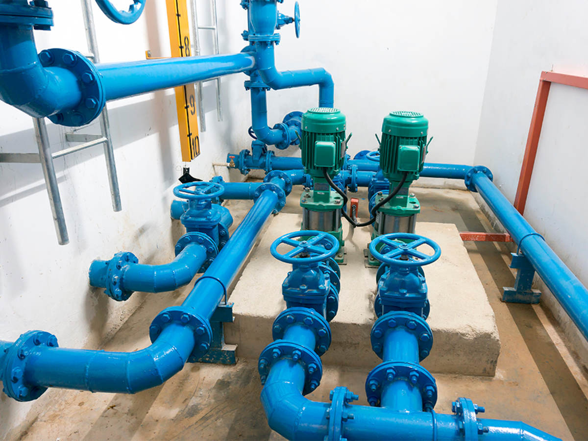 Press Fittings use in Portable Water System