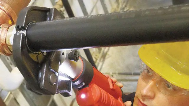 press fittings use in chemical line by dunshan